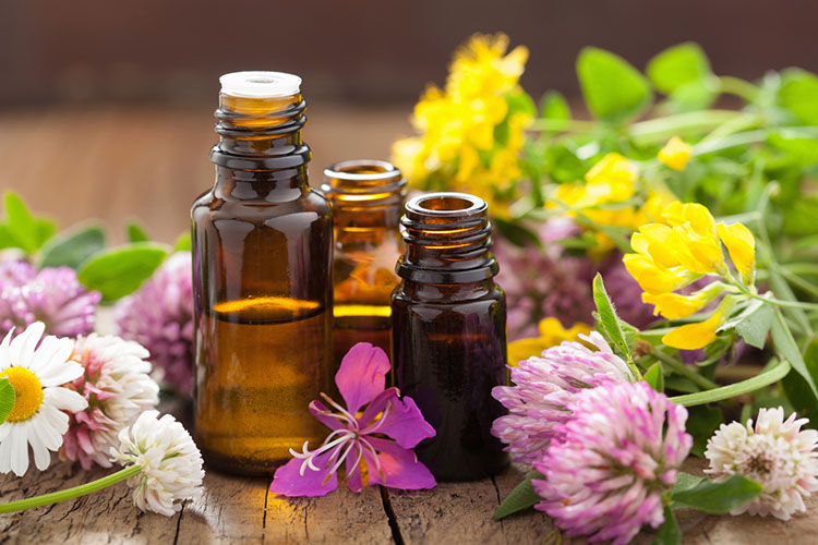 Using Aromatherapy and the Healing Arts with Patients